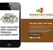 Binary options pro signals brokers