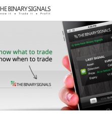 The Binary Signals Service From Expert Traders