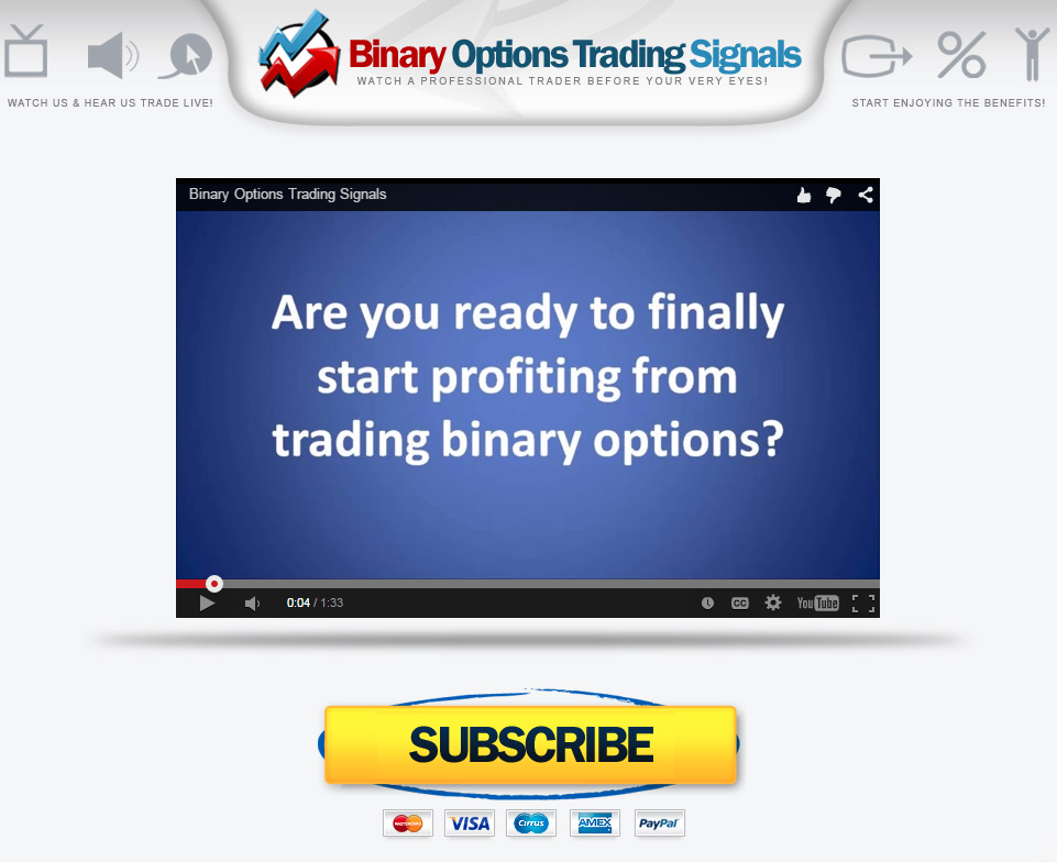 Binary option sales