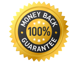 Money back guarantees