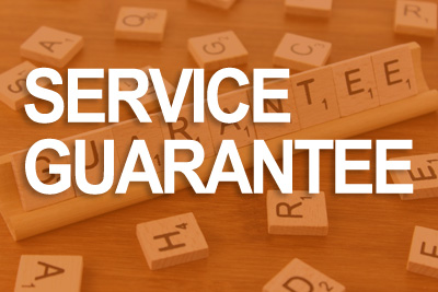 signal service guarantee