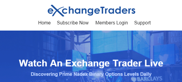 Exchange traders review