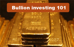 guide to buying bullion