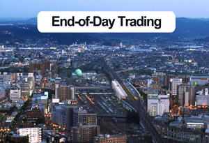 end-of-day trading for 30 minutes