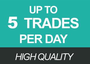 Binary options how many trades per day