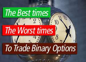 Best time to trade binary options uk