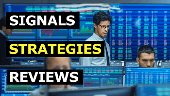 binary signals and strategies