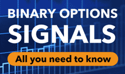 binary options signals definition