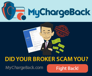 Binary options chargeback