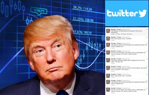 trading to trumps twitter